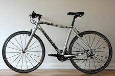Cannondale Hybrid Bike, Mavic Ksyrium Elite wheels. Medium Size