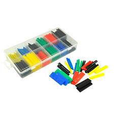 280 pcs HEAT SHRINK AUTO Electrical WIRE CABLE TUBING Tube Sleeving Wrap con BOX