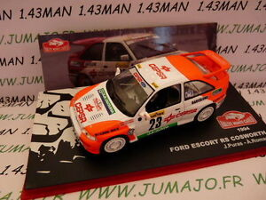 RMC11M-1-43-IXO-altaya-Rallye-Monte-Carlo-FORD-escort-RS-cosworth-94-Puras