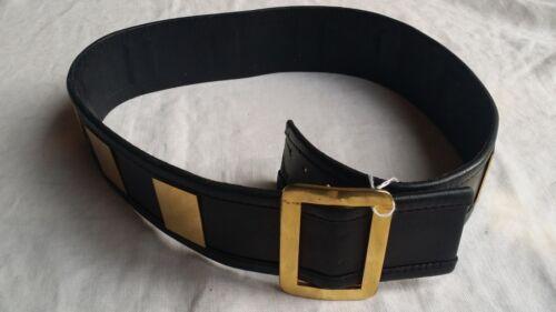 0f9ed1b9811 CEINTURE FEMME EN cuir taille 83 cm largeur 6 cm - EUR 15
