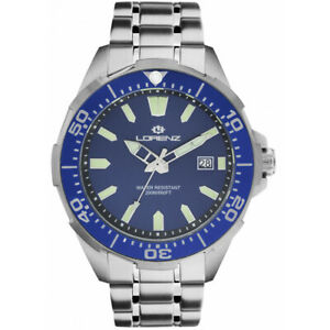 Lorenz-Men-039-s-Watch-only-Time-Collection-sub-10200AA