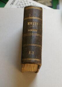 LIBRO-POESIE-LIRICHE-DI-VINCENZO-MONTI-CURATE-DA-G-CARDUCCI-1889