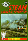 I-Spy Steam Engines and Locomotives by Michelin Travel Publications (Paperback, 1992)