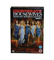 1 of 1 - Desperate Housewives >:. COMPLETE Season 4 DVD (2008) Teri Hatcher Runs 698 MINS