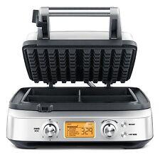 Breville Smart 4 Slice Waffle Maker Brand NEW