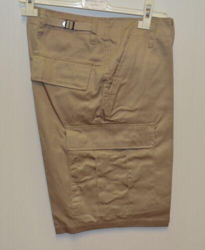 Short BDU sable  multi poches  militaire loisir,pêche,etc