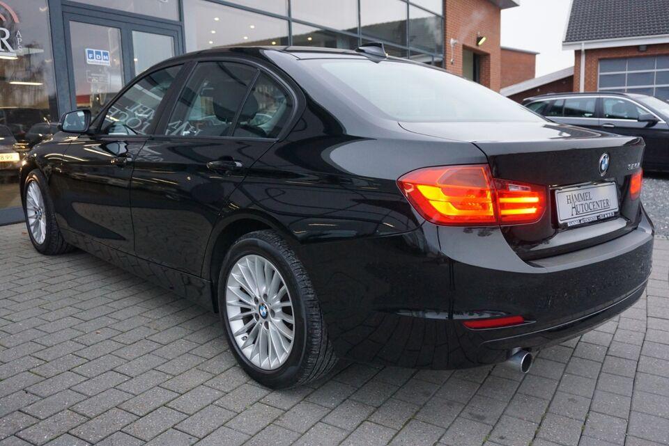 BMW 320i 2,0 Benzin modelår 2015 km 122000 klimaanlæg 1 ABS