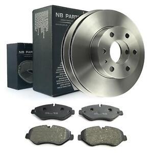 Bremsbeläge Bremsklötze für hinten die Hinterachse Iveco Daily 5 V