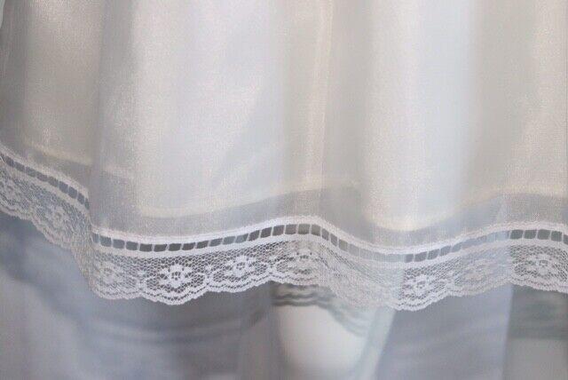 Gunne Sax Ivory Dress Girls Short Sleeve Jessica … - image 6