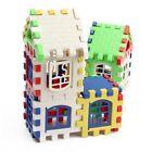 24 Pcs Children Kids Bricks House Building Blocks Learning Toy Construction Set