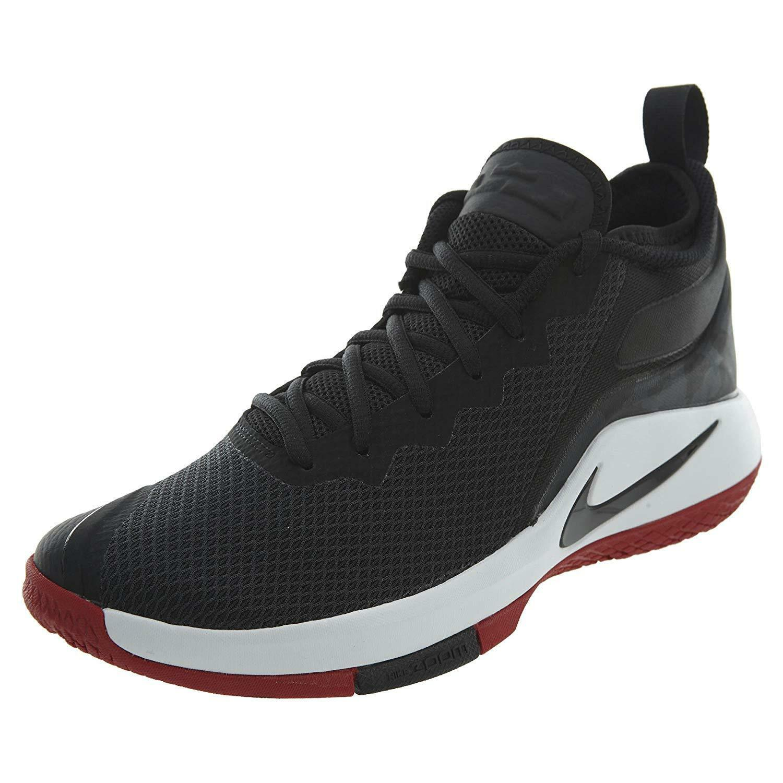 Nike mens lebron testimone ii scarpe da basket | Buon Mercato  | Scolaro/Ragazze Scarpa