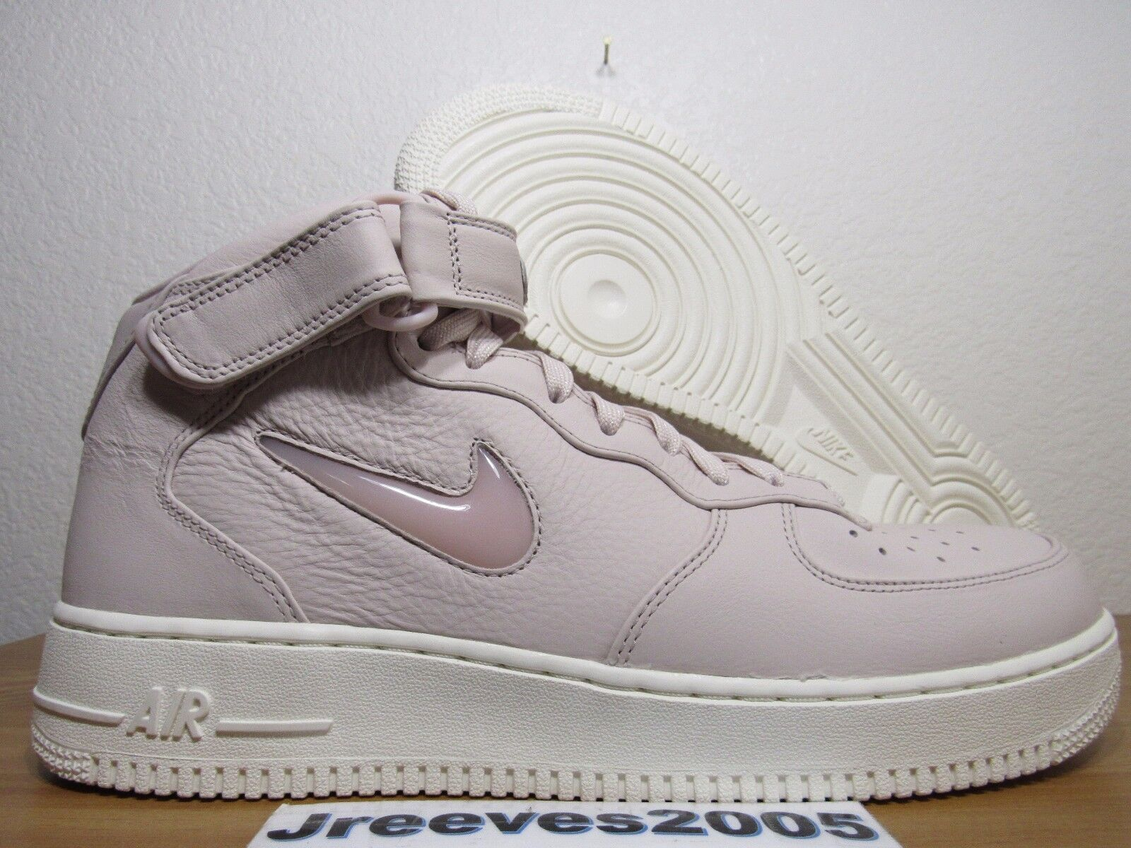 Nike Air Force 1 Mid Retro PRM JEWEL PACK Sz 10.5 100% Auth. Silt AF1 941913 600