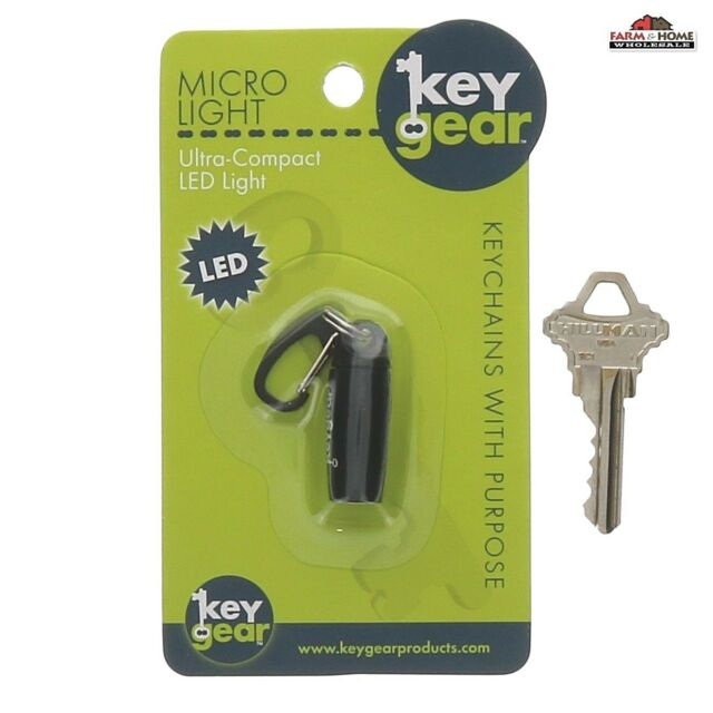 24 NEW CARABINER LED FLASHLIGHT KEYCHAINS WITH ZOOMABLE LIGHT KEY CHAIN RING