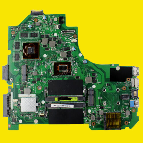 S550CM Motherboard For ASUS S56C S56CM K56C K56CM S550C W// I3-3217U Mainboard 2G