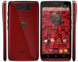 Image result for droid maxx red