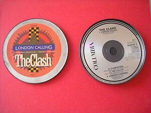 The Clash - London Calling (Columbia – 656946 5) Limited Edition - France - État : Bon état : Objet ayant déj servi, mais qui est toujours en bon état. Le botier ou la pochette peut présenter des dommages mineurs, comme des éraflures, des rayures ou des fissures. Pour les CD, le livret et le texte arrire du botier  - France