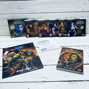 World Of Warcraft PC CD-ROM Software Video Game