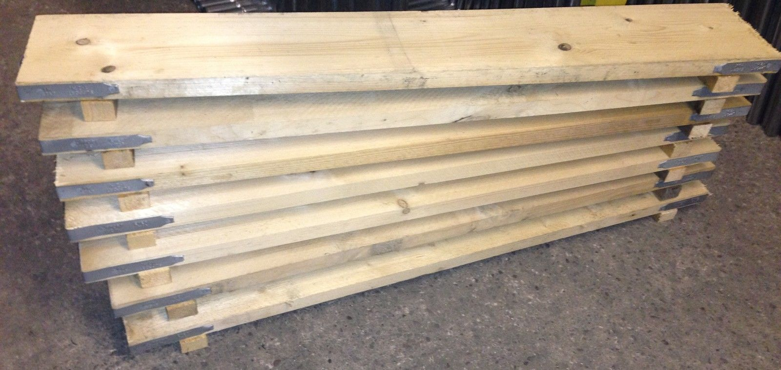 Classic Scaffold Tower - Set of Platform Boards (6x4)