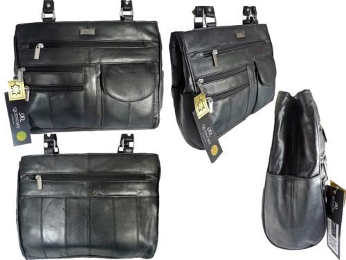 schoudertas handtassen zwart 8 zakken Dames lederen Ql173 5055963402854 medium handtas tdhsrCQ