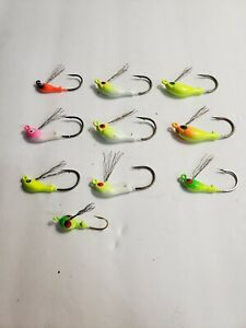 Assorted Northland Fishing Tackle - jigs weed weasel