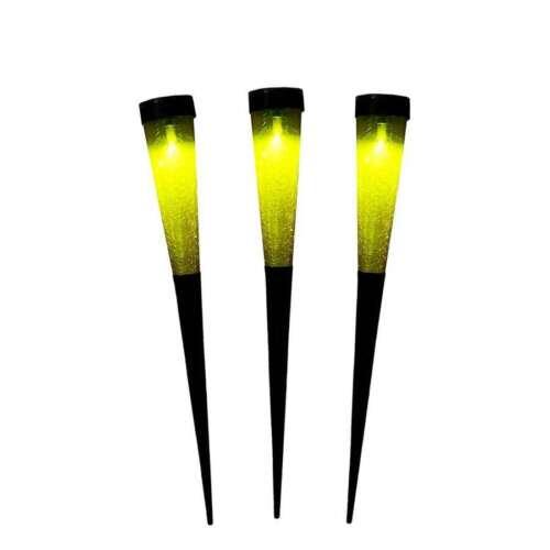 ACHLA Solar Cones Yellow 3Pk SL-SC02Y