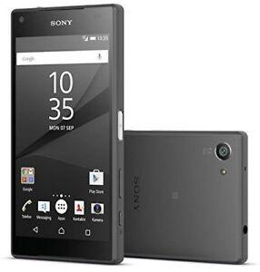 Sony-Xperia-Z5-Compact-E5823-32GB-graphite-black-ohne-Simlock-WIE-NEU-OVP-MwSt