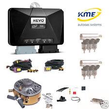 KME Nevo Plus 6 Zyl. LPG Autogas Gasanlage Frontkit Hana Injektoren 240KW