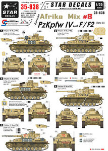 Star-Decals-1-35-German-Afrika-Mix-8-PzKpfw-IV-Ausf-F-F2-35838