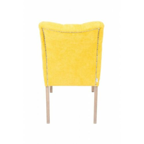 Chesterfield Lehn Stühle Polster Sessel 1 Sitzer Thron Gepolsteter Stuhl Sitz