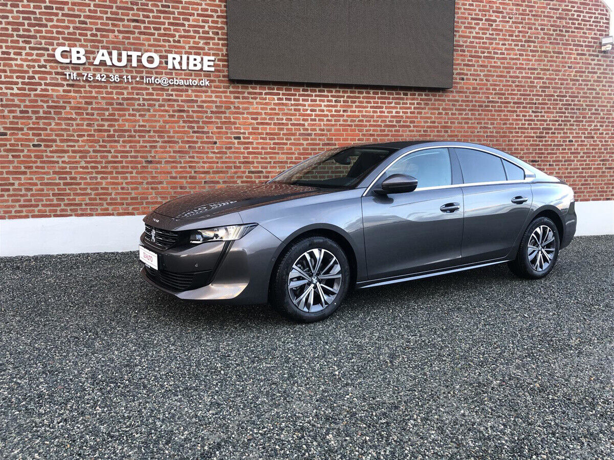 Peugeot 508 1,5 BlueHDi 130 Allure Pack EAT8 4d