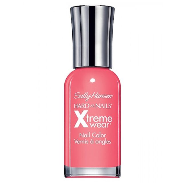 Sally Hansen Hard as Nails Xtreme Wear Nail Color # 405 Coral Reef