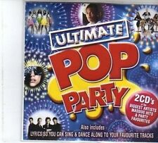 (BP161) Ultimate POP Party sampler - DJ CD