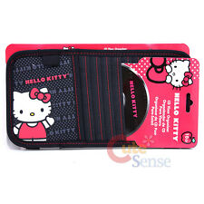 Sanrio Hello Kitty CD Visor Organizer Auto Acceosries Core