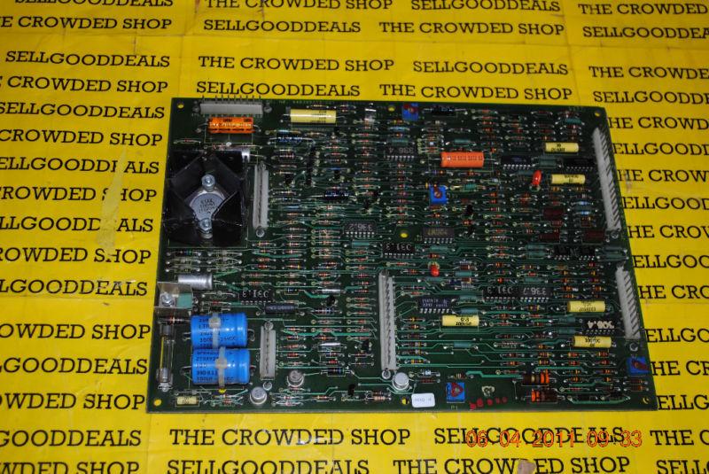 GE REG9 44A399752-G01 44B399273-001 Control Board PLC 44A399752G01