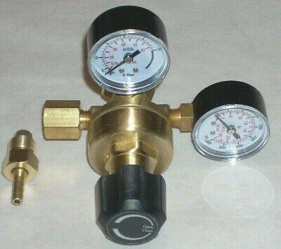 Clarke WE22905001 Argon Regulator Mini Mig Gas Welding Adjustable No Gauge