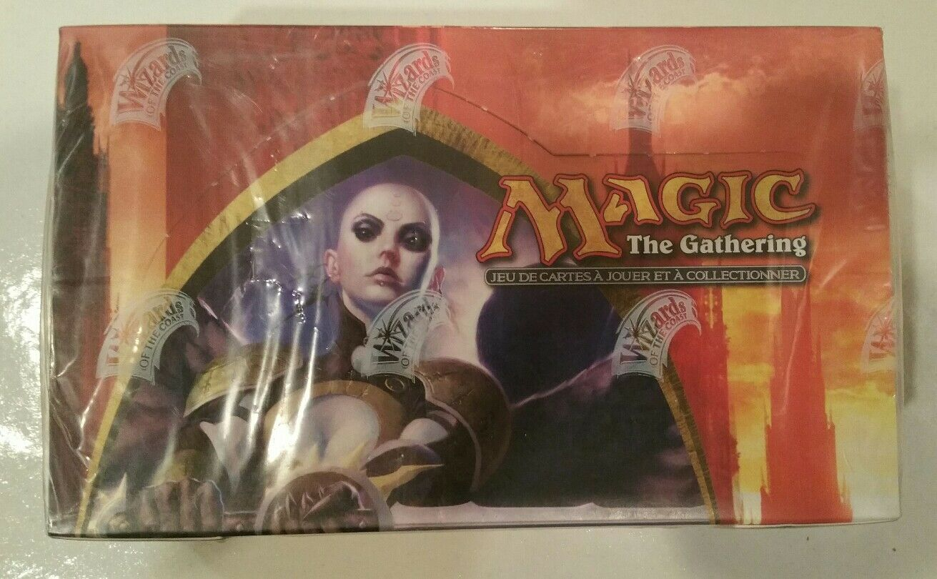 MTG Magic the Gathering Guildpact FRENCH Booster Box Factory Sealed