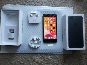 AT&T Prepaid iPhone 7 Plus MNQR2LL/A A1661 Black 32GB ...