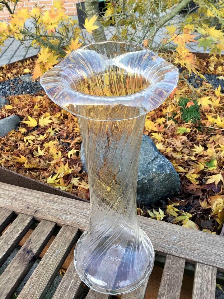 Glas, Swirl vase
