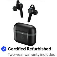 Skullcandy INDY FUEL True Wireless Earbuds-Refurb-BLACK