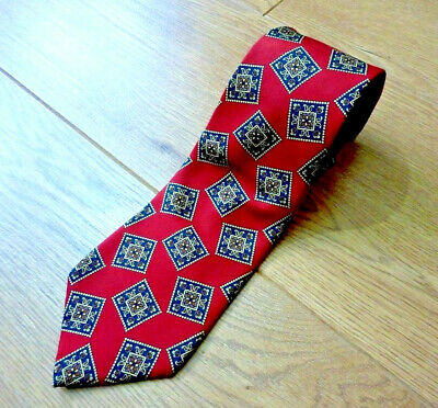 Austin Reed Of Regent Street England 100 Silk Vintage Neck Tie Ebay