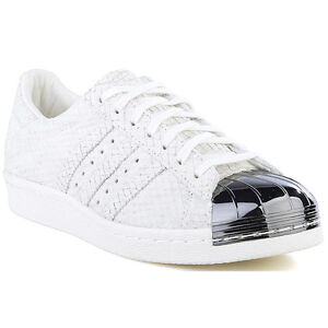 4aa61f494f5252 Image is loading ADIDAS-ORIGINALS-SUPERSTAR-80s-Metal-Toe-Trainers-Shoes-