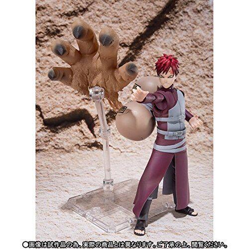 Bandai S.H. Figuarts Figura De Acción Naruto Shippuden Gaara