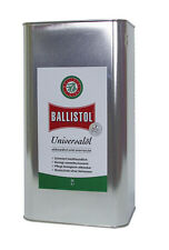 BALLISTOL Öl  5 Liter Kanister Waffenöl Pflegeöl Kriechöl