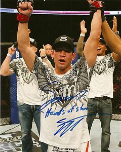 UFC-Sam-Stout-Autographed-Signed-8x10-Photo-COA
