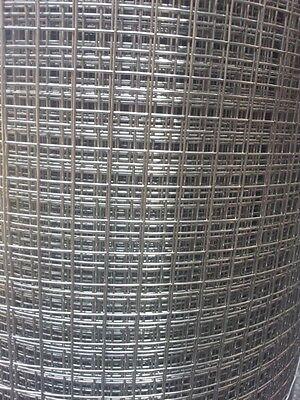 Edelstahl Volierendraht Masche 16 x 16 mm - Meterware -
