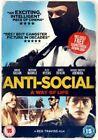 Anti-social DVD 5060105722851 Greg Sulkin Josh Myers Devlin Skepta Megh.