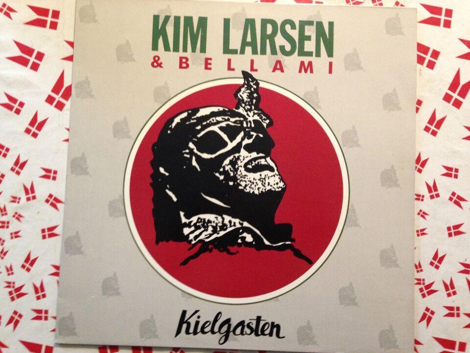 LP, Kim Larsen, Kielgasten