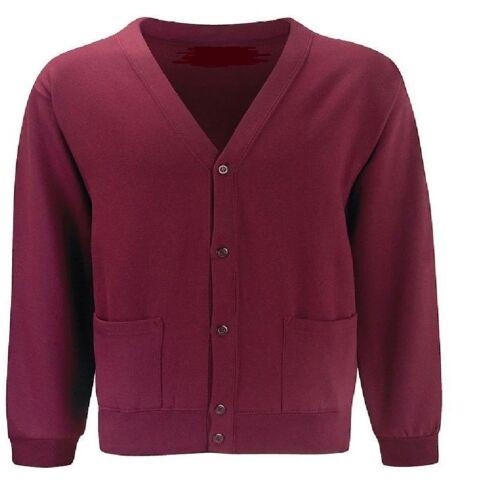 Cardigan BAMBINA SCUOLA SCHOOL Uniform in Pile Sudore Camicia Cardigan Tutte Le Taglie