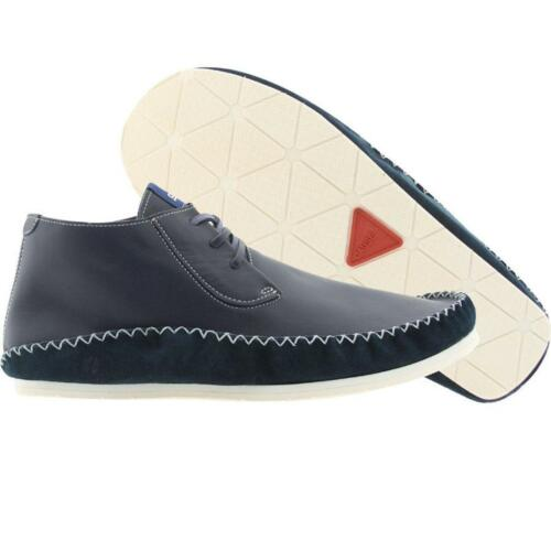 navy // navy AW09-52NVY $229.99 Cause Wave Moccasin