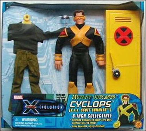 Marvel Comics X Men Evolution CYCLOPS 10